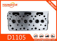 China Diesel Engine D1105 Auto Cylinder Heads 16022-03043 16022-03044 16022-03040 company