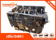 China 73Kw 99Hp Short Engine Cylinder Block 4D56-T For Mitsubishi Montero Sport 2.5Tdi factory