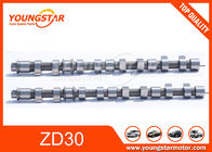 China Steel Engine Camshaft For Nissan ZD30 ZD30DDTI 13001MA70A 13001MA71A factory