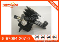 China Casting Iron Power Steering Pump For ISUZU D-MAX Diesel 4JB1 4JA1 8-97084-207-0 factory
