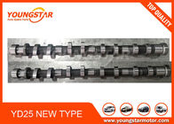 China 130204KV0A 130204KV0C Engine Camshaft For Nissan Renault YD25DDTI ISO 9001 company