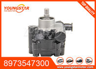 8973547300 Car Steering Pump Iron Material For Isuzu 4JG2 897354 7300