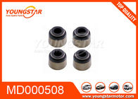 China MD000508 MD050109 Cylinder Head Repairs Valve Stem Seals For Mitusbishi 4D56 company