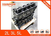 Casting Iron Material Engine Long Block For Toyota Hilux Dyna Hiace 2L 3L 5L