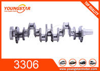 Forged Steel Crankshaft For Caterpillar 3306 4N7693 4N7696 4N7699