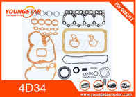 Durable Cylinder Head Gasket Full Gasket Set For Mitsubishi 4D34 Canter FE-449 / 659 ME997275 ME997429 ME013300