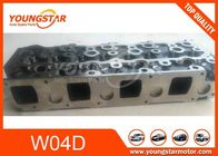 Casting Iron Hino W04D WO4D Auto Cylinder Heads