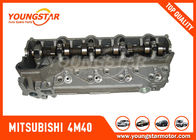 China Complete Cylinder Head For MITSUBISHI 4M40 Canter Fe -511 / 711  2.8TD  Pajero	 AMC 908515 factory