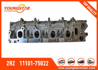 China Complete Cylinder Head For TOYOTA  Tacoma  2RZ	2.4 	11101-75022   Gasoline	8V 4cyl	1994- factory