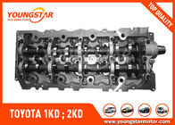 China Complete TOYOTA Hiace Cylinder Head 2KD-FTV 11101-30040 factory