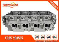 China Engine Cylinder Head For  NISSAN YD25 908505 ; NISSAN Narava  Cabstar YD25 factory
