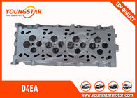 KIA Carens Complete Cylinder Head , Kia Sportage Cylinder Head For Cerato 2.0CRDI 16V Engine
