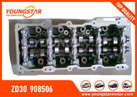 China NISSAN ZD30 908506 Complete Cylinder Head , ZD30DDTI NISSAN Cylinder Head factory