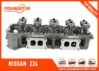 China Engine Cylinder Head  NISSAN Z24 ; NISSAN  Caravan Saipa701 King-cab 	Z24 ( 4 Spark )  11041-20G13 factory