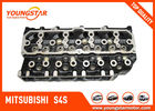 China Engine Cylinder Head For MITSUBISHI	S4S ; MITSUBISHI	Forklift	S4S 	2.5D factory
