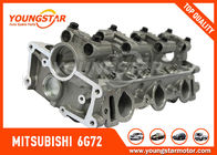 Engine Cylinder Head For MITSUBISHI  6G72 ; MITSUBISHI 	E-V43W      V33	6G72L/R 3.0L	MD364215