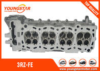 China TOYOTA Gasoline Engine 3RZ FE Cylinder Head 11101 - 79087 16V 4CYL EFI 8 Holes factory