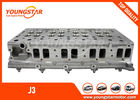 China Hyundai Terracan Parts J3 Engine Cylinder Head 22001 - 4XA00 2.9CRDI factory
