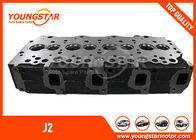 China KIA Bongo / Besta GS / K2700 Engine Cylinder Head 2665CC 2.7D 8V factory