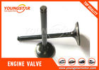 Metal Car Engine Valves WL51 12111 WL51 12121 A For Mazda B2500 WL-T 2.5TDCI