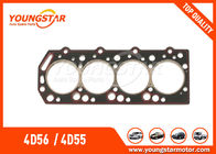 China MITSUBISHI 4D55 / 4D56 Engine Parts Cylinder Head Gasket MD050545 factory