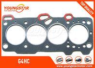 China HYUNDAI Atos 1.0l G4HC Cylinder Head Gasket 22311 - 02700 Φ 68 MM factory
