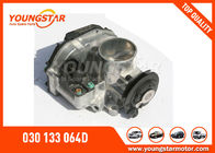 China High Effiency VW GOLF Throttle Body 030 133 064D / 408 - 237 - 130 - 002Z factory