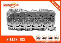 China Complete Cylinder Head For  Nissan Patrol ZD3  908896 ;11039-DC00B   ZD3 A 604  ZD3A604 factory