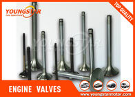 Nissan X-Trail MR20 Car Engine Valves Exhaust 13202-EN200 13201-EN20B 13201-EN20C 13202-EN20B 13202-EN20C