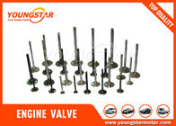 China Steel Intake Valve 7701473101 / Exhaust Valve 7701474287 For Renault Laguna 3 factory