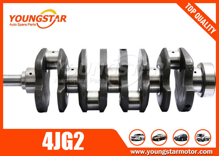 ISUZU 4JG2 8970231821 Forged Steel Crankshaft 4 Cylinder Crankshaft