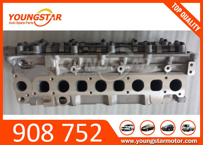 HYUNDAI h1 diesel engine cylinder head for Kia sorento vin number KNAJC5248A5889265