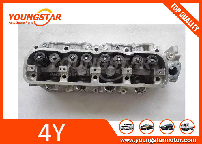Performance TOYOTA 4Y Complete Cylinder Head without rocker arm shaft