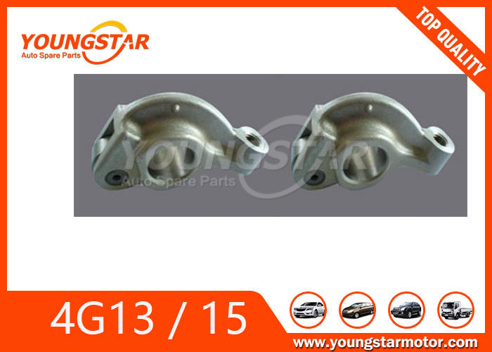 Casting Iron 4G13 4G15 Mitsubishi Rocker Arm With Screw And Roller