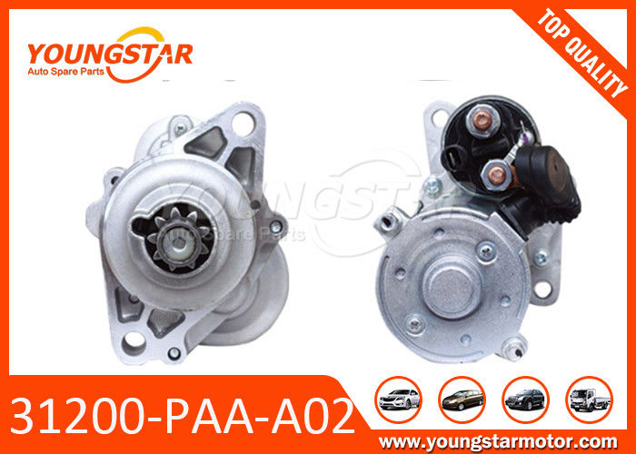 Car Starter Motor For Honda Accord 31200-PAA-A02 31200PAAA02 31200 PAA A02