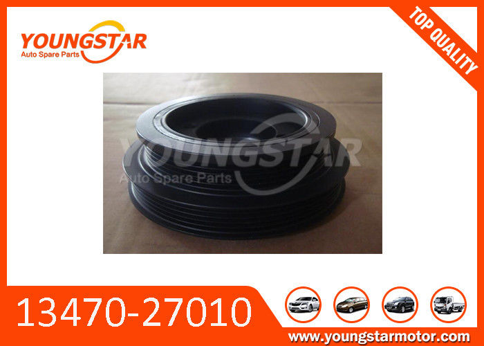 ISO TS Standard Toyota Avensis Crankshaft Pulley 13470-27010 1347027010