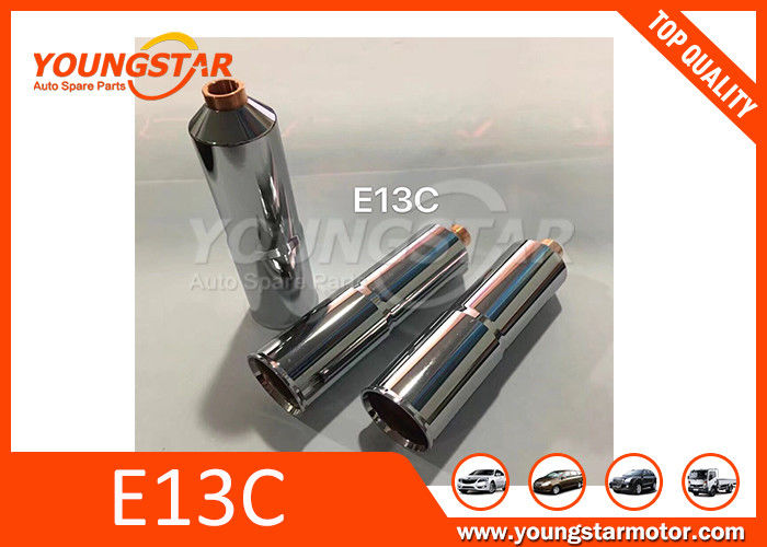 E13C Automotive Engine Parts / Injector Nozzle Sleeve For Hino 700 Series
