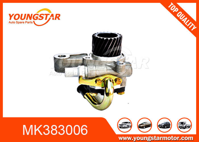 Iron Material MK383006 Power Steering Pump For Mitsubishi Canter 4D34T