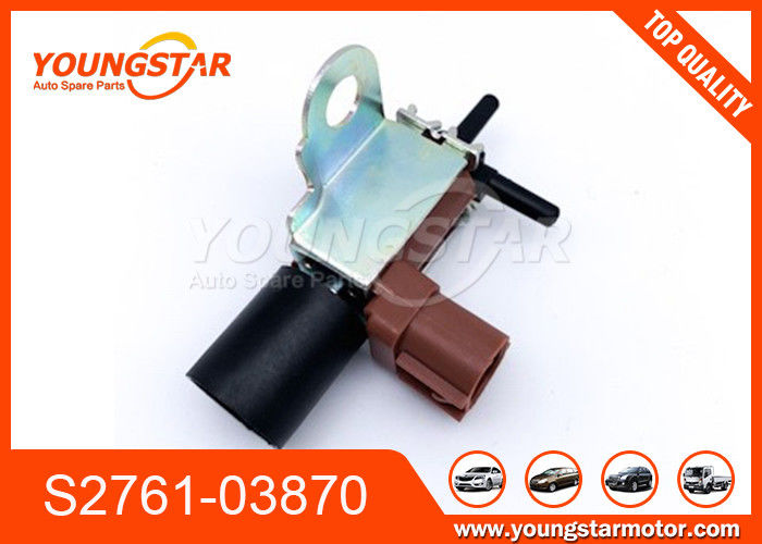 Valve Solenoid Assy Automobile Engine Parts S2761-03870 184600-3920 24V For Toyota Vacuum Switching