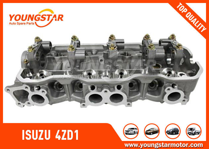 Engine Cylinder Head For ISUZU 4ZD1  8-97119-761-1  ;  ISUZU	Pickup        Trooper	4ZD1   2.3