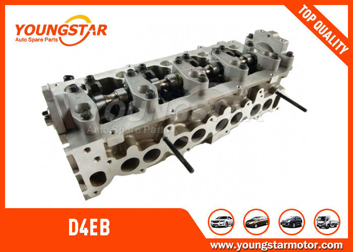 KIA Sportage Complete Cylinder Head 2.0 / 2.2 CRDI VGT For HYUNDAI D4EB 22100-27800 Europe Type 35mm