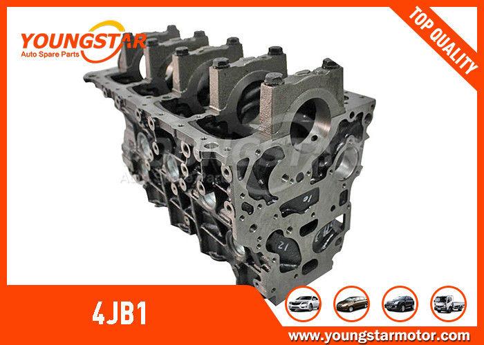 Isuzu 4jb1 Diesel Engine Parts Cylinder Block For Pickup