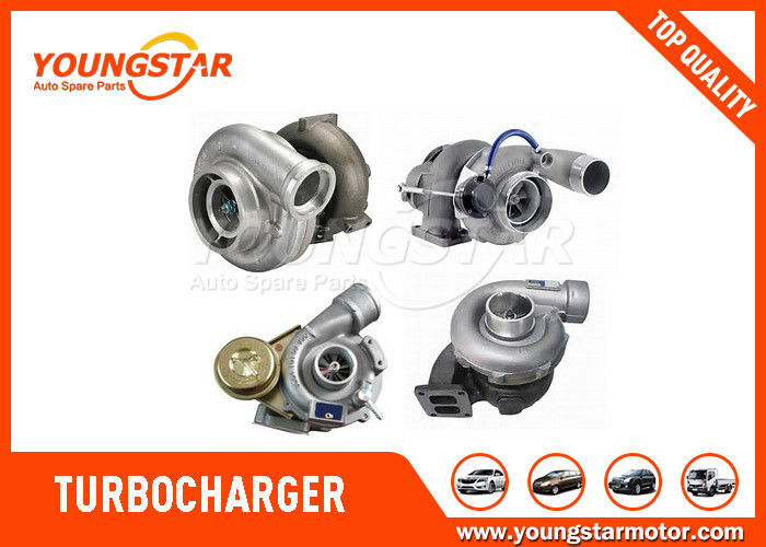 MITSUBISHI 4D56 Car Turbocharger 49177 - 01512 With Turbo Model TD - 04