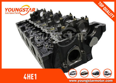 China Iron Isuzu Automotive Cylinder Heads Replacement NPR70 4HE1 8973583662 8-97358366-2 factory