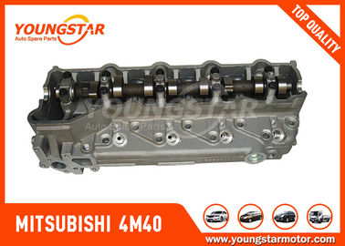 China High Performance Complete Cylinder Head Mitsubishi 4M40 With Bigger Exhaust Ports factory