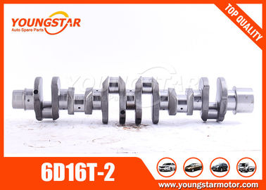 CRANKSHAFT  FOR MISTUBISHI  6D16T-3  main bearing Dia  :  84 mm   ;    con rod bearing dia 70mm