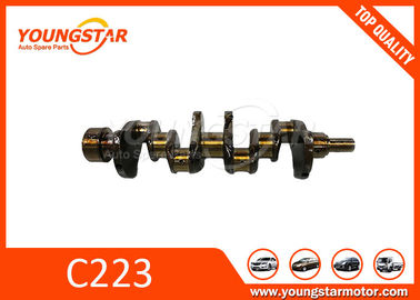 China Car Diesel Engine Crankshaft For ISUZU C223 8-84118-829-0 , ISUZU C240 8-94139-670-0 factory
