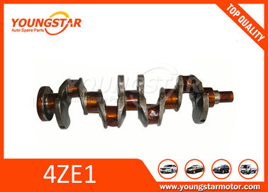 China ISUZU 4ZD1 4ZA1 4ZB1 Diesel Engine Crankshaft , automotive crankshaft FORGING STEEL factory