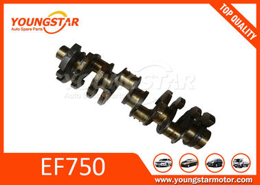 China EF750 Diesel Engine Crankshaft For HINO EF750 13400-2580 EF750-Ⅱ 13400-1960 13400-3110 factory