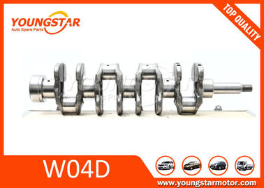 Forging Crank for Hino W04C W04D Engine Crankshaft 13411-1592 for HINO  6 holes and 8 holes both available